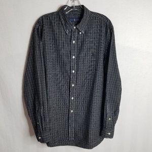 Ralph Lauren Polo Men's XL Plaid Button Down Shirt